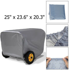 """25"""" Generator Storage Cover For Champion Weather-Resistant Dustproof Protection"""