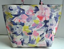 French Connection James Floral Handbag Tote + Pouch Bag NWOT