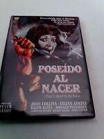 "DVD ""POSEIDO AL NACER"" COMO NUEVO PETER SASDY JOAN COLLINS EILEEN ATKINS DONALD"