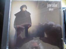 JUNE TABOR - ALEYN - 1997 TOPIC CD                 DI NIKHT NOR ALEYN IZ MIT MIR