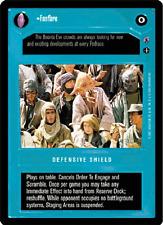 Fanfare [Near Mint/Mint] REFLECTIONS III star wars ccg swccg