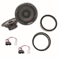 ALPINE SPG-17C2 2 Wege Koax Lautsprecher Einbauset für Golf 6 7 Polo 6R Amarok