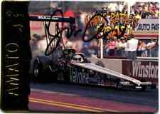 Joe Amato Action Packed NHRA Authentic Hand Signed Autographed Trading Card #2