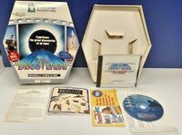 The Discoverers -  Mac Macintosh CD - Rom Rare Game Knowledge Adventure Freeman