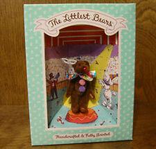 "Littlest Bears by Gund #7005 CLOWN, 2.75"" NEW from Retail Store"
