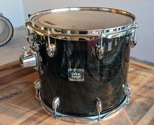 "Yamaha Oak Custom 14"" Tom; Musashi Black; Wie neu! Rock-Sound!"