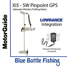 "MotorGuide Xi5 - 55lb 60"" (12v) Saltwater Pinpoint GPS Trolling Motor"
