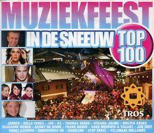 Muziekfeest in de sneeuw top 100 : Jannes, Jan Smit, Gerard Jolin, K3 (5 CD)