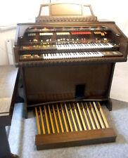 EMINENT Grand Theatre 2000  Vollpedal Heimorgel Vintage Orgel + Bank spielfähig