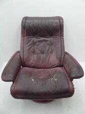 Ekornes Leather Chairs