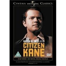Citizen Kane (DVD) Welles' magnificent sled herring