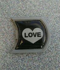 Subaru LOVE ( <3 )  Rear Trunk Sticker Emblem Badge