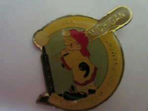 Little League T-ball Pin 1989 Michigan D9 1A