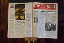 ▬► Le Pélerin 4729 de 1973  Les Beatles_Alice Sapritch