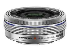 Olympus M Zuiko Digital Ed 14 42 Mm 1 3 5 5 6 EZ Lens Silver