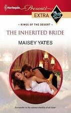 Presents Extra: The Inherited Bride 150 by Maisey Yates (2011, Paperback)