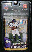McFarlane Sportspicks NFL 23 BRETT FAVRE variant CL action figure-Vikings-NIB