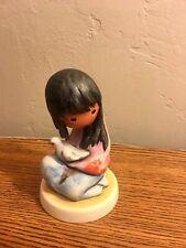 De Grazia White Dove Figurine By Goebel