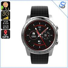 AllCall W1 SmartWatch Phone Android OS 1 IMEI Bluetooth 4.0 WiFi 3G Pedometer