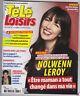 TELE LOISIRS N°1705 NOLWEEN LEROY RENAUD GREGORY LEMARCHAL ...