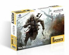 Assassin 's Creed III Connor Kenway 2 Jigsaw Puzzle 1000 Pieces (50 x 70 cm).