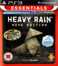 Heavy Rain Move Edition Essentials PS3 playstation 3 jeux games 3816