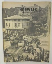 RARE 1974 NORWALK CONNECTICUT PIX FROM PAST EXTENSIVE URBAN RENEWAL ILLUSTRATED