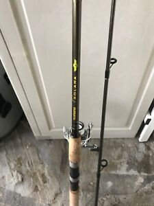 Shimano Solara Rod and Reel Combo/Browning Bsx1000 Reel two piece