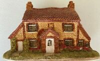 Lilliput Lane Stone Cottage England Collection Miniature Handmade UK 1982 Decor