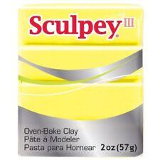 Sculpey III Polymer Clay 2oz Lemonade 715891111505