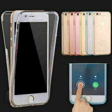 360 Degree TPU Ultra Slim Gel Full Body Case Cover For I Phone 6 6 Plus 7 7Plus