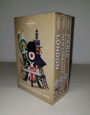 New Lonely Planet Collectors Limited Edition City Guide - New York London Paris