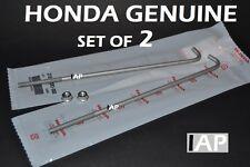 Honda Civic Del Sol S2000 battery hold down bolt SET OF 2 GENUINE 31513-SR3-000