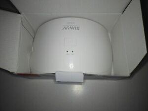 SUNUV 24W UV Light LED Nail Dryer Curing Lamp for Fingernail & Toenail Gels Base