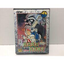 Robo Army SNK Neo Geo AES Jap