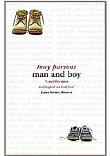 TONY PARSONS ___  MAN AND BOY ___  BRAND NEW _____ FREEPOST UK