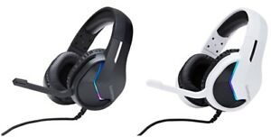 Goodman Pro Gaming Stereo Sound Headset Comfortable Soft Cushioned Over-ear Pads