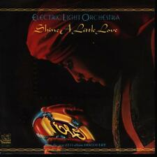 "7"" Single Electric Light Orchestra (ELO) Shine A Little Love JET"