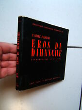 EROTISME  /  JAKOWSKI / EROS DU DIMANCHE   /  PAUVERT  /  1964