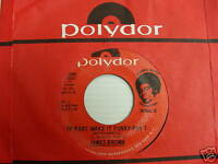 JAMES BROWN 45 My Part / Make it Funky Part 3 & 4 MINT- Polydor SOUL Funk #314