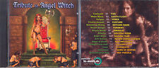 ANGEL WITCH V.A.- Tribute to ANGEL WITCH CD mit 15 Tracks great NWoBHM covers