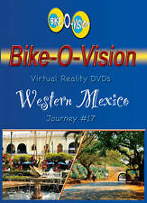 "Bike-O-Vision Fullscreen Cycling DVD ""Western Mexico"""