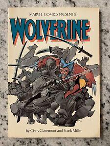 Wolverine Marvel Comics TPB Graphic Novel Comic Book NM Frank Miller X-Men J595