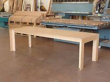 Tavolo moderno in legno betulla