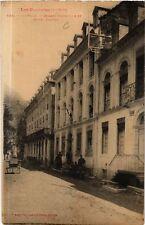 CPA  Les Pyrénées - Luchon - Maison Fadeuilhe et Hotel Canton  (582252)