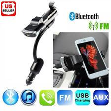 Bluetooth Car FM Transmitter MP3 Player Hands free Radio Adapter Kit USB Dn