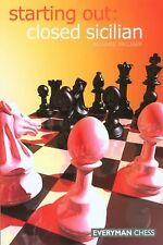 Starting Out: Closed Sicilian, Palliser NEW CHESS BOOK