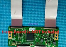 LG 47LW5600-UA Flex ribbon cable,fit t-con board 6870C-0358A to Panel