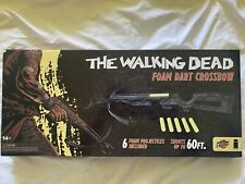 THE WALKING DEAD FOAM DART CROSSBOW SAN DIEGO COMIC CON SKYBOUND EXCLUSIVE