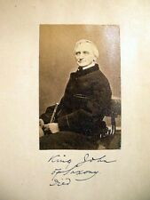 1866-68 SIGNED MUSICAL PHOTOGRAPHS DOCUMENTS & EPHEMERA + TRAVEL